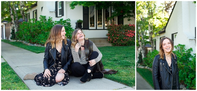 Roseville CA senior portrait photoshoot by Permanent Glimpse Photography