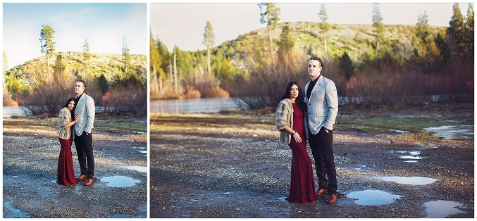 Tahoe Styled Engagement by Permanent Glimpse Photography